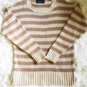 💕American Apparel Knit Sweater Striped